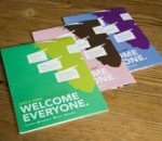 Welcome bag inserts